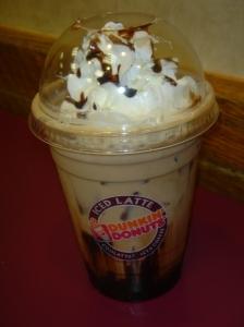 Iced Mocha Latte
