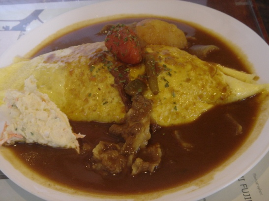Omu-Curry