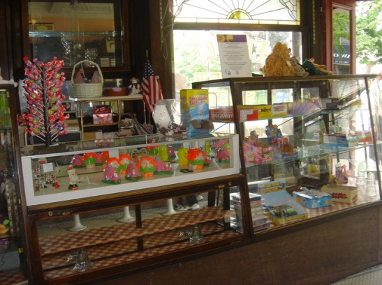 Eddie's Candy Counter!