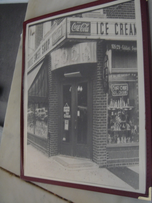 Eddie's Sweet Shop