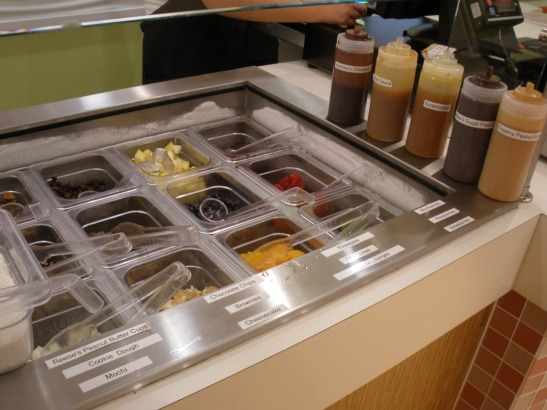Syrups & More Toppings!